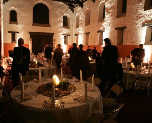 TDG - Vorabendprogramm der internationalen Fachpressekonferenz der Bereiche I&S und A&D der Siemens AG am 08.03.2006 in Frankfurt/Main  © Siemens AG / Thomas Geiger
